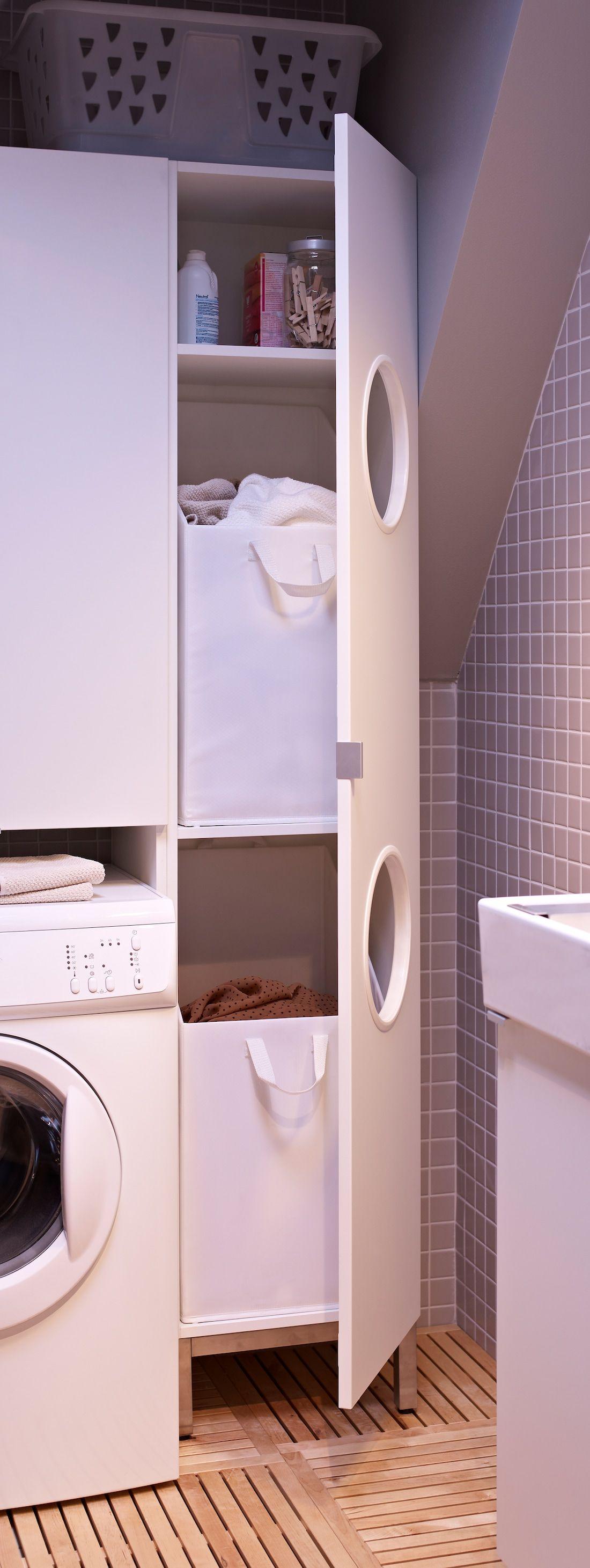 Badmobel Wasche Trocknen Aufraumen In 2020 Ikea