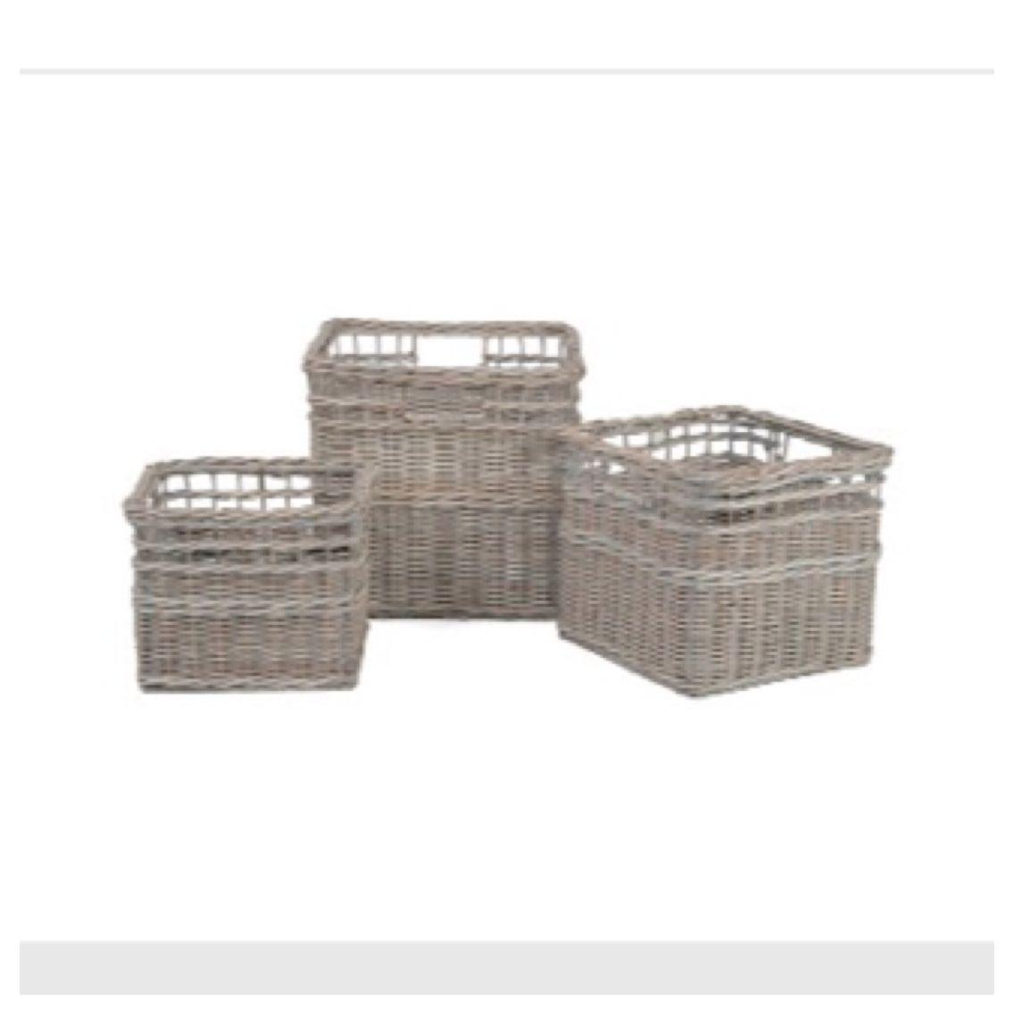 Baskets my dream closet pinterest dream closets
