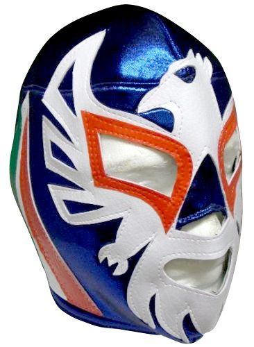 El MEXICANO Adult Lucha Libre Wrestling Mask « Ever Lasting Game