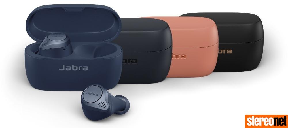 Jabra Elite Active 75t True Wireless Fitness Earphones and