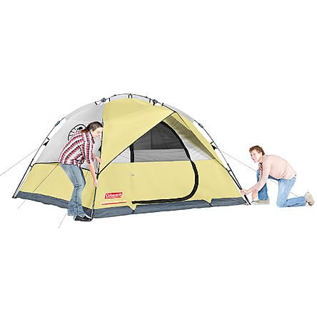Coleman 6 Person Instant Dome Tent alternate image  sc 1 st  Pinterest & Coleman 6 Person Instant Dome Tent alternate image | CAMPING GEAR ...