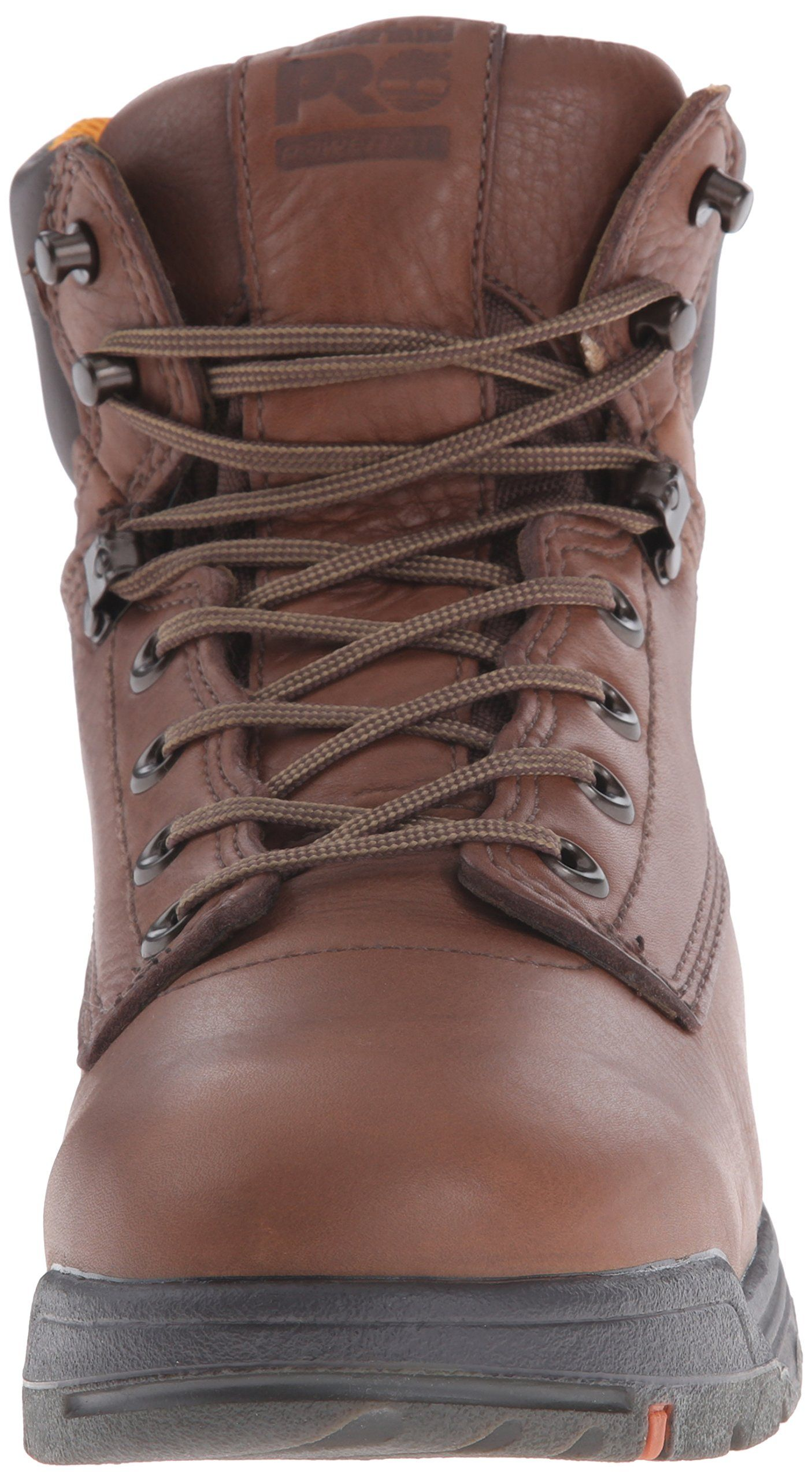 9525fd2d5e3 Timberland Pro Mens Titan 6 Coffee SoftToe BootBrown/Brown9.5 M ...