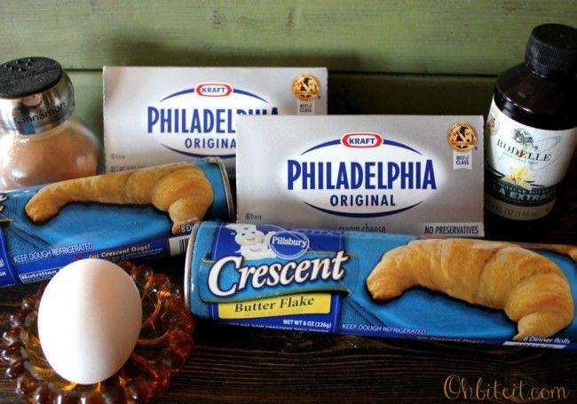 Churro Cheesecake Supplies!