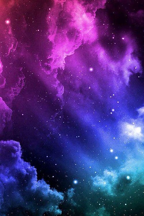 galaxy and stars image