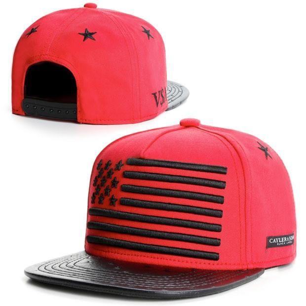 381ed4bb75f 2015 new fashion black leather snapback caps baseball hats for men women  sport