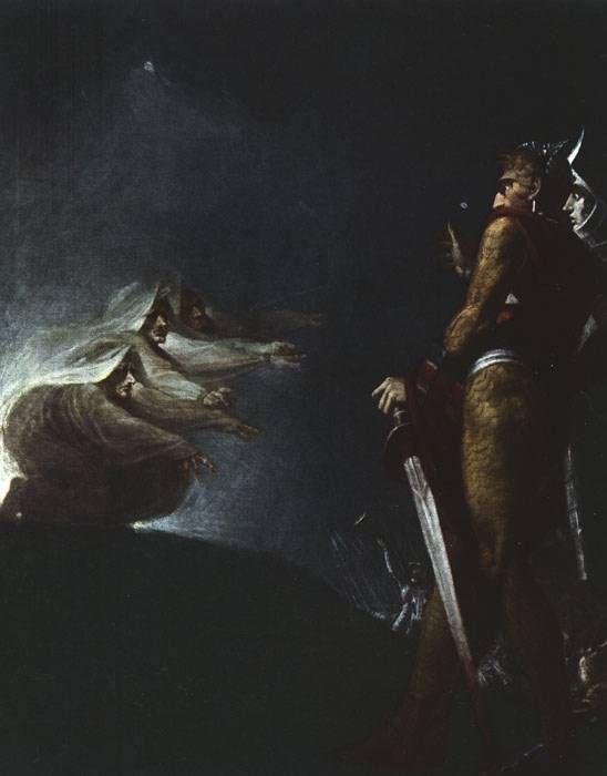 grief of war crack of doom macbeth
