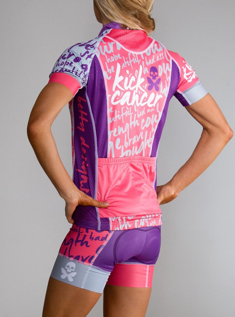 breast cancer bike jersey - Google Search  917572b05