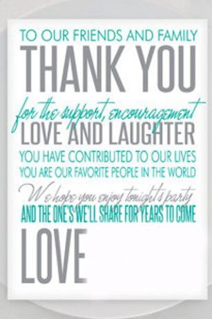 Thanking Quotes Thank You For Friends And Family