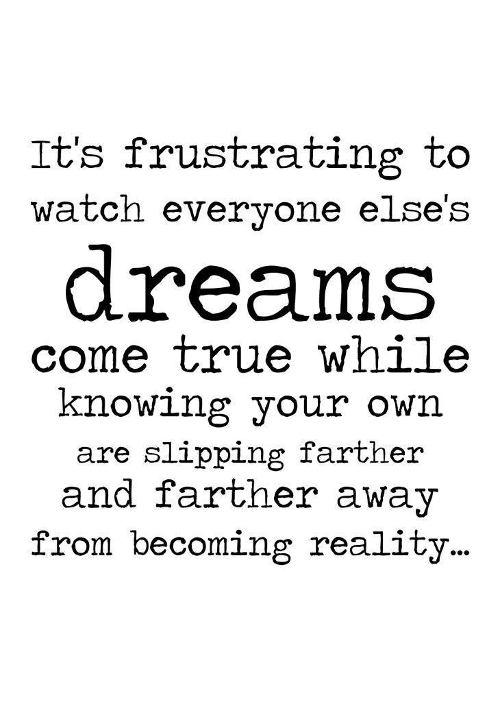 A link between Depression and Dreams?