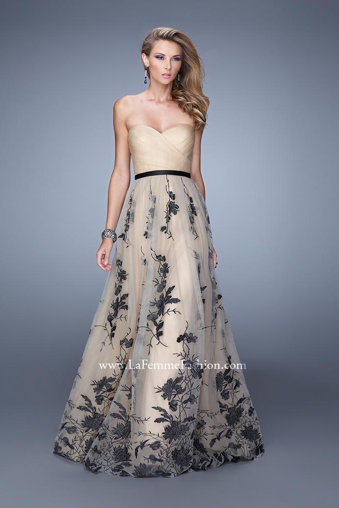 $578 La Femme 20488 La Femme Prom Prom Dress Shop in Michigan ...