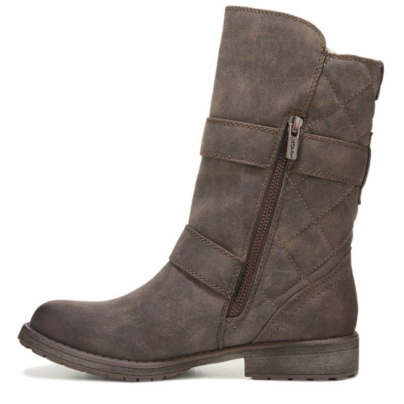 Roxy Womens Harding II Boots Brown