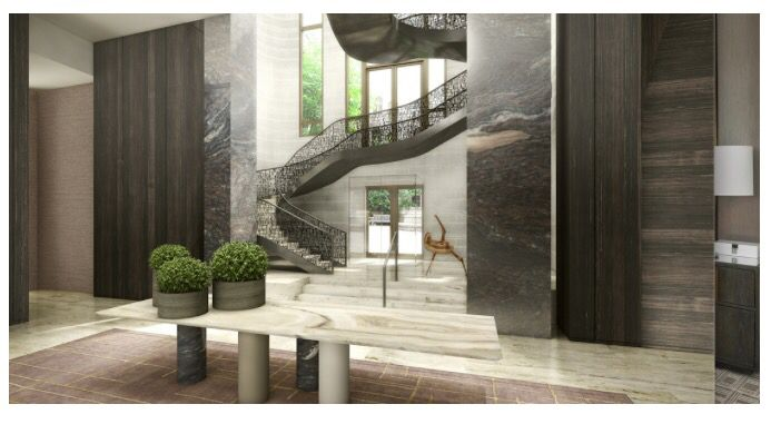 Pin by David Ferrier/Designs By DF on Designs by DF - Interiors   Resort interior design. Hotels design. Manhattan hotels