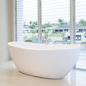 59 Dunken Handcrafted Natural Wood Japanese Soaking Tub