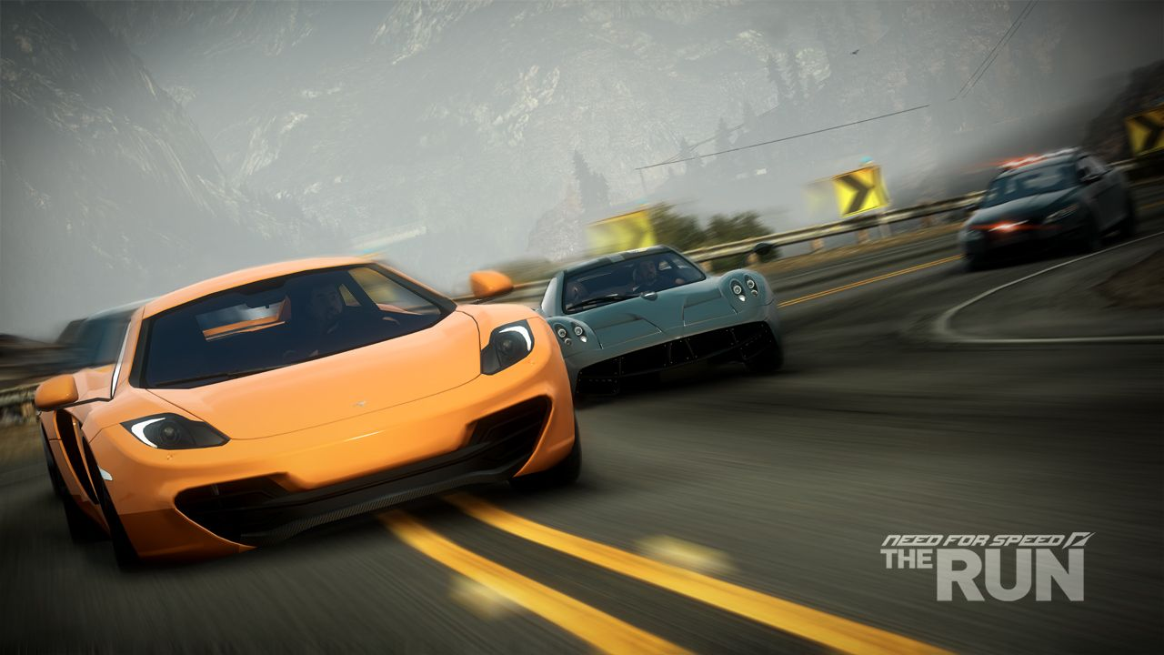 Need For Speed Sports Car Wallpaper Need For Speed Movie Run Wallpaper