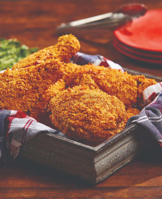 Buttermilk Fried Chicken Recipe In 2020 Emeril Lagasse Recipes Emeril Recipes Air Fryer Recipes Chicken