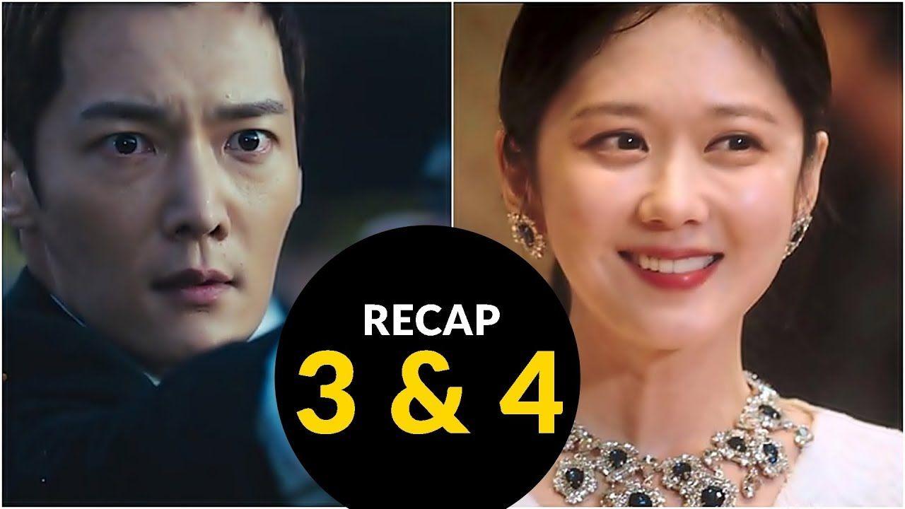 RECAP EP] 3 4 The Last Empress 황후의 품격 KDRAMA Choi Jin Hyuk Jang