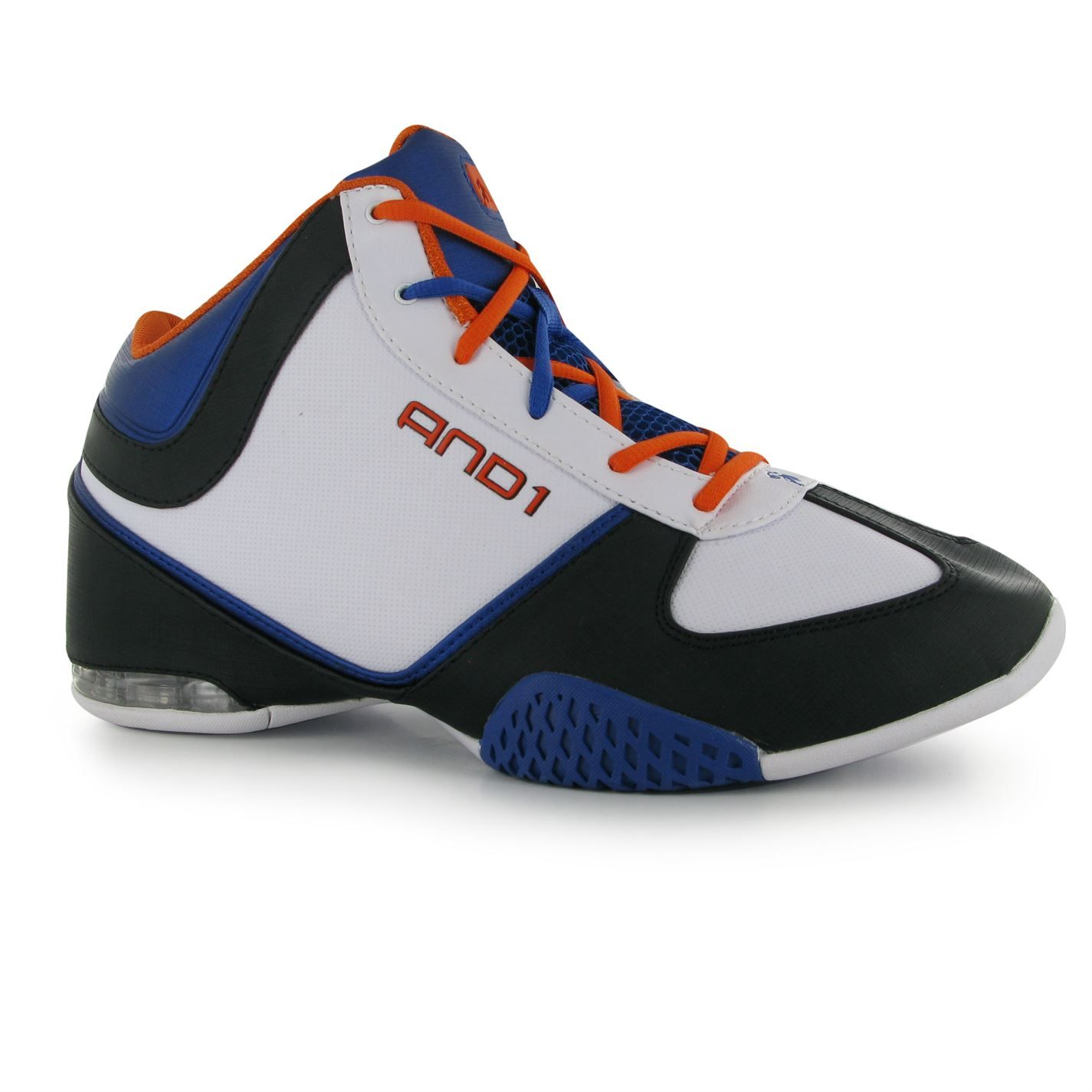 And1 | And1 Mucho Gusto Mid Junior Basketball Shoes | Basketball ...
