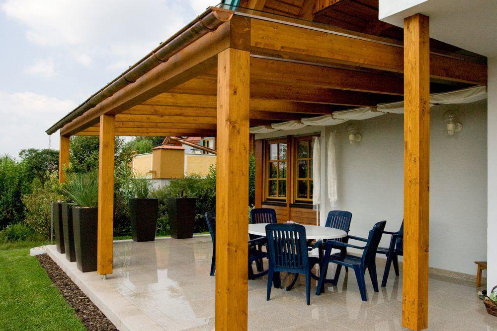 Terrassen Berdachung Holz Terrassendielen Holzzaun Holzplatte Holzbalken Carport Holz Kantholz Terrassenuberdachung In 2020 Pergola Outdoor Structures Outdoor