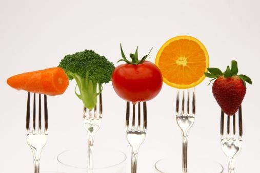 Alimentos que nos ayudan a depurar el cuerpo y eliminar toxinas.