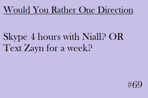One Direction Would You Rather One Direction This Or That Questions Would You Rather