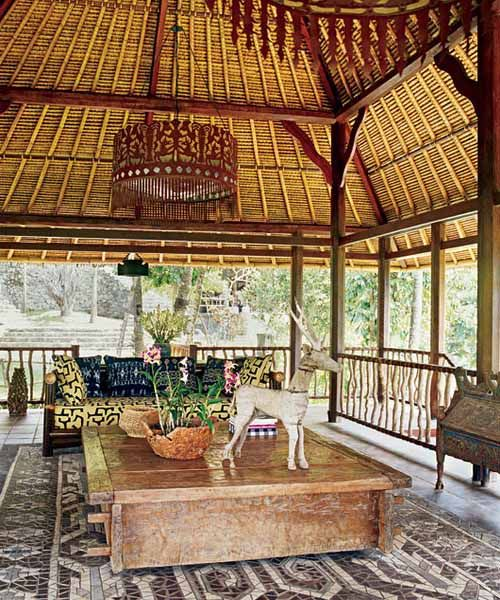 Exotic Balinese Decor, Indonesian Art And Bali Furniture