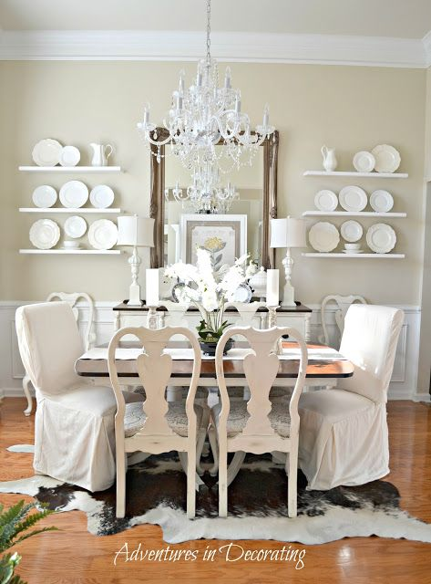 Teal Dining Chairs And Table