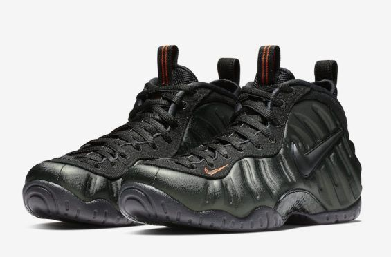8b45f128664 Official Images  Nike Air Foamposite Pro Sequoia Slated to make its debut  next week