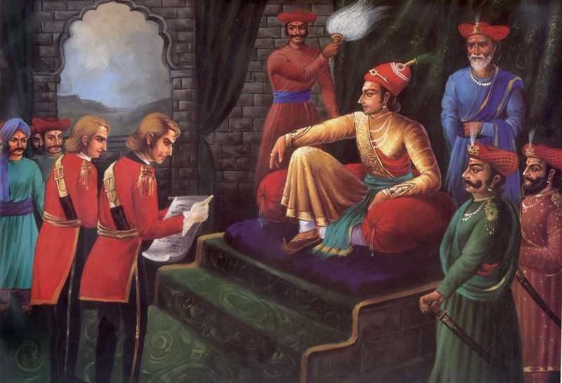 Image result for sambhaji