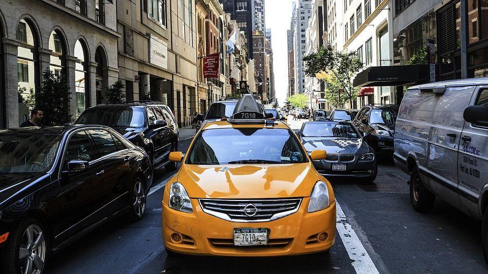 Free Image on Pixabay Traffic, Manhattan, New York