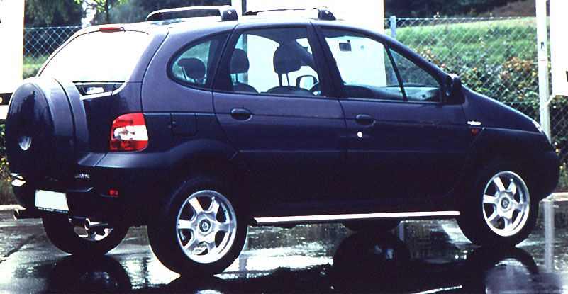 Renault Scenic Rx4 1999 Cars Pinterest Cars And 4x4