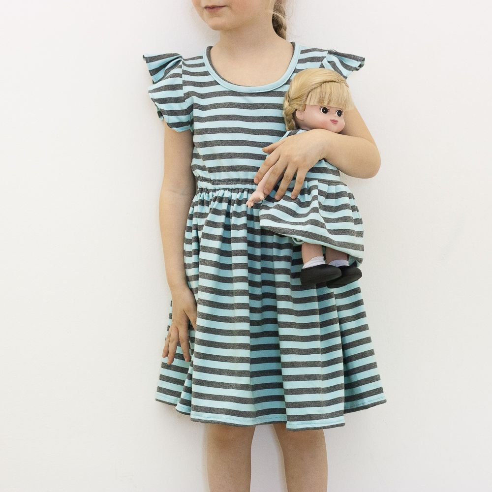 mommo design: MAYBEE STYLE -Lovely matching outfit
