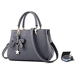 Stilvolle SchulterbeutelFrauen Handtaschen Pu Damen Damen UVzpMS