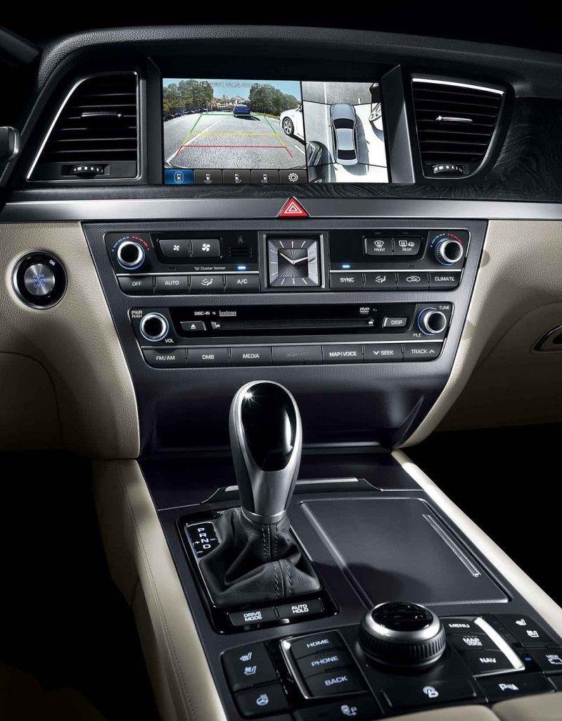 2015 Hyundai Genesis Interior Hyundai Genesis Hyundai Genesis