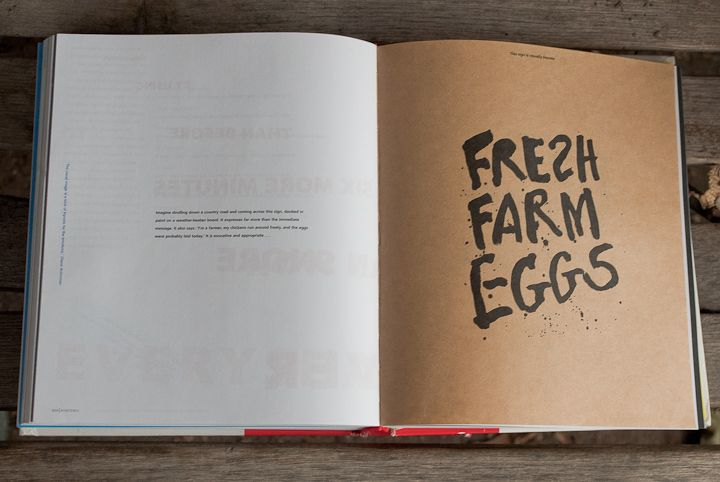Typography module 110313 the art of looking sideways farm fresh typography module 110313 the art of looking sideways farm fresh eggsfree flying lessons a reflection on how its important to consider the aesthetic fandeluxe Gallery
