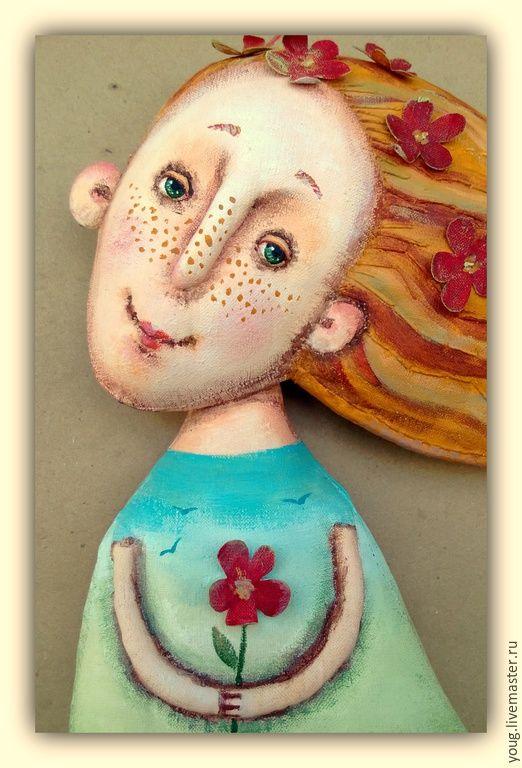 Грунтованная кукла выкройка фото 659
