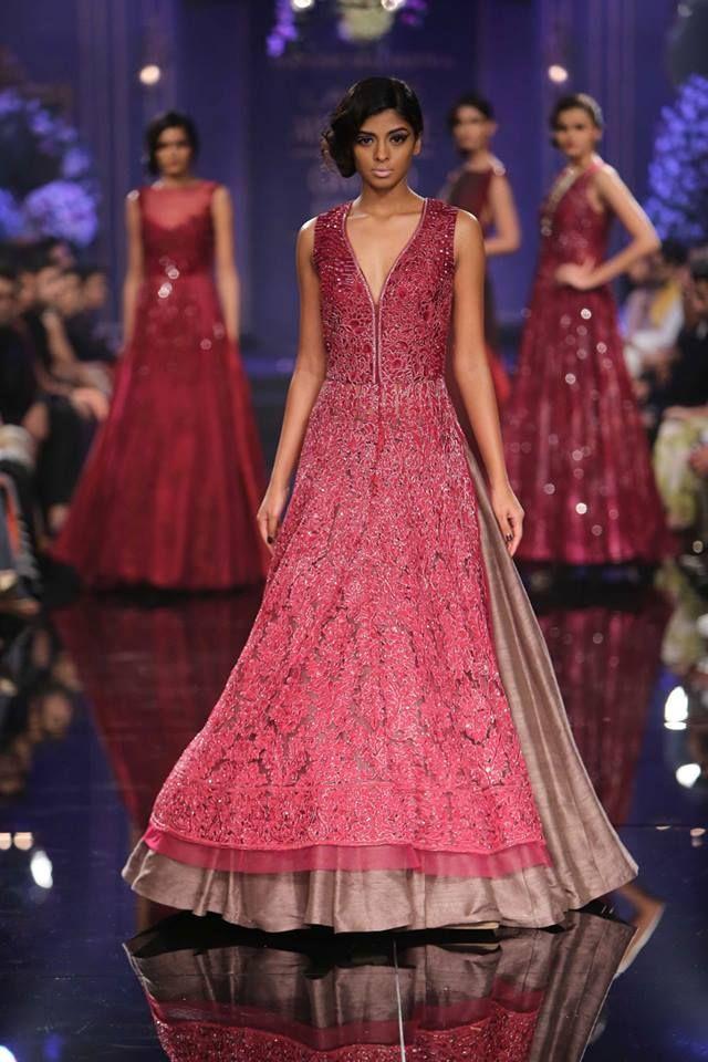 Manish Malhotra 12 Lakme Fashion Week Winter Festive 2014 | Indian ...