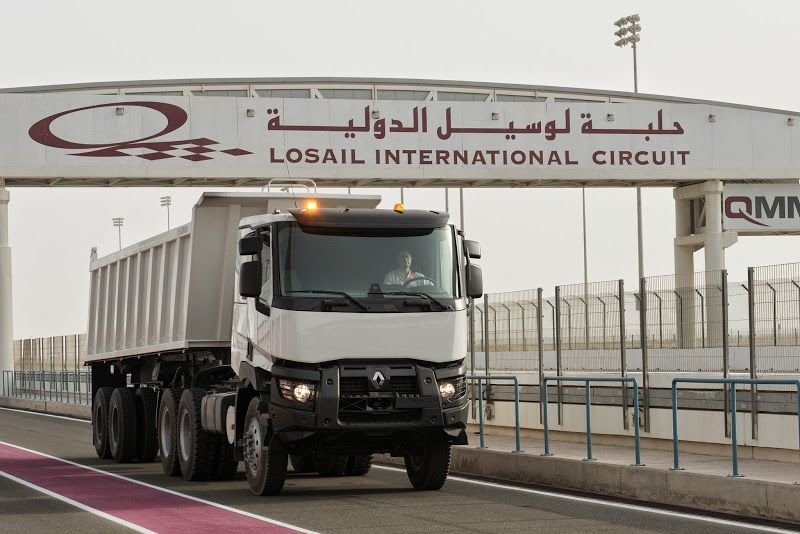 Renault Trucks Euro 3 New Range Launch In Doha Qatar Renault