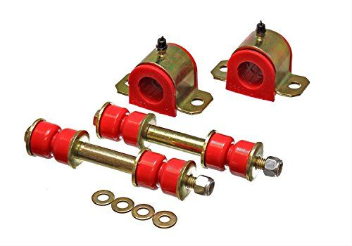 Introducing Energy Suspension 85123R 25mm Front Sway Bar