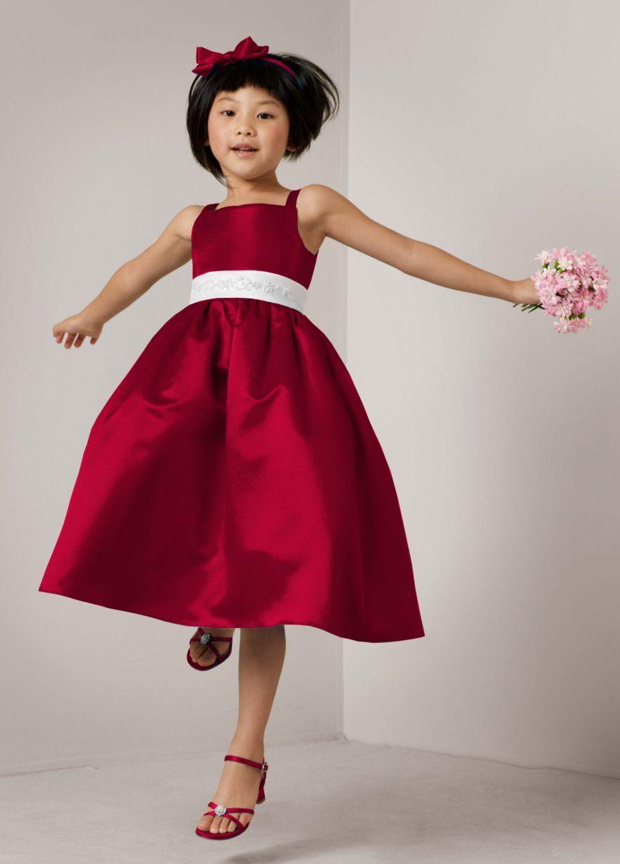 Amy's wedding dress  Flower girl maybe  Amyus wedding  Pinterest  Satin sash and