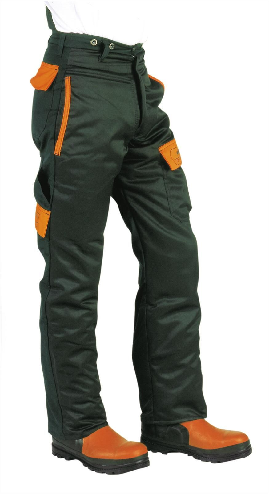 Boxer chainsaw trousers mens work pants mens tactical
