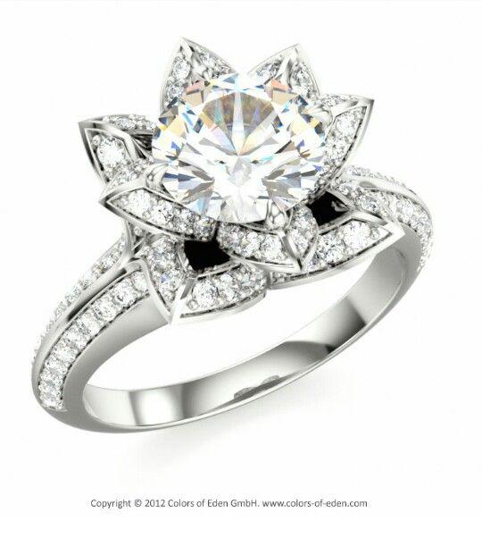 lotus - Lotus Wedding Ring