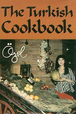 TURKISH COOKBOOK 1977 Ozel Turkbas