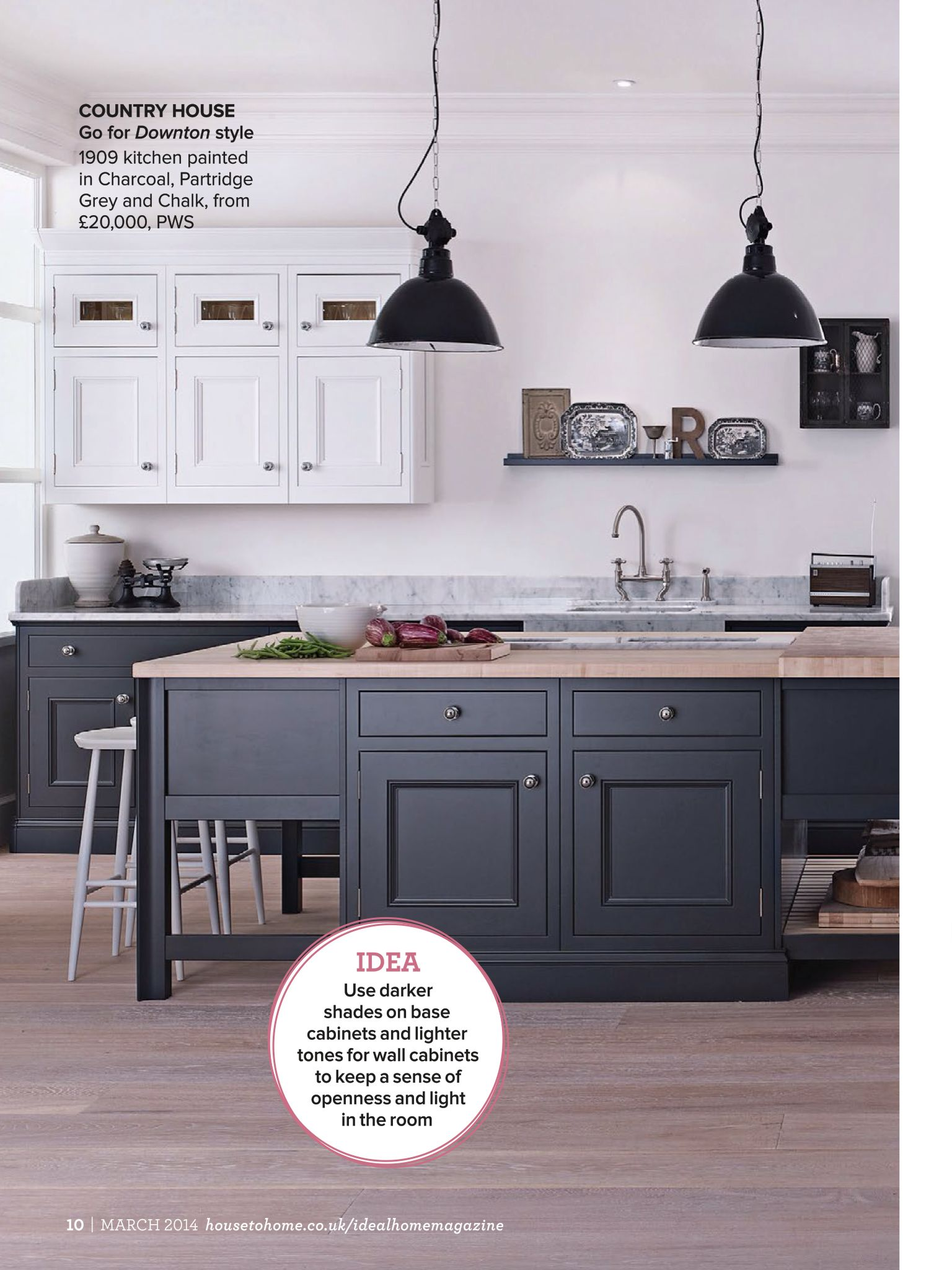 Dark Grey Kitchen Kjøkken Pinterest Gray Kitchens Kitchens - Dark grey kitchen doors