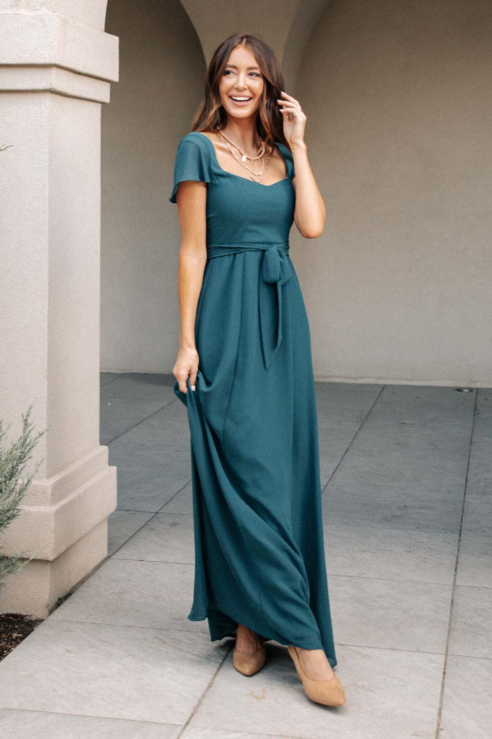 Florence Sweetheart Maxi Dress In Teal Final Sale In 2021 Maxi Dress Dresses Maxi [ 1500 x 1000 Pixel ]