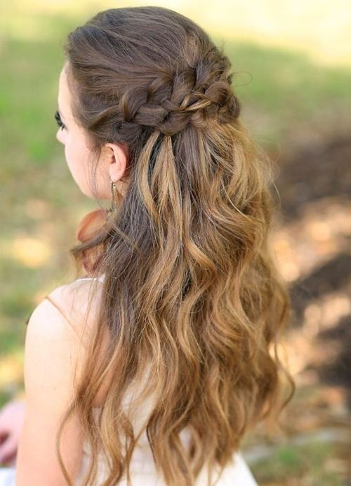 Ever Best Long Prom Hairstyles 2018 For Girls And Women Fashion