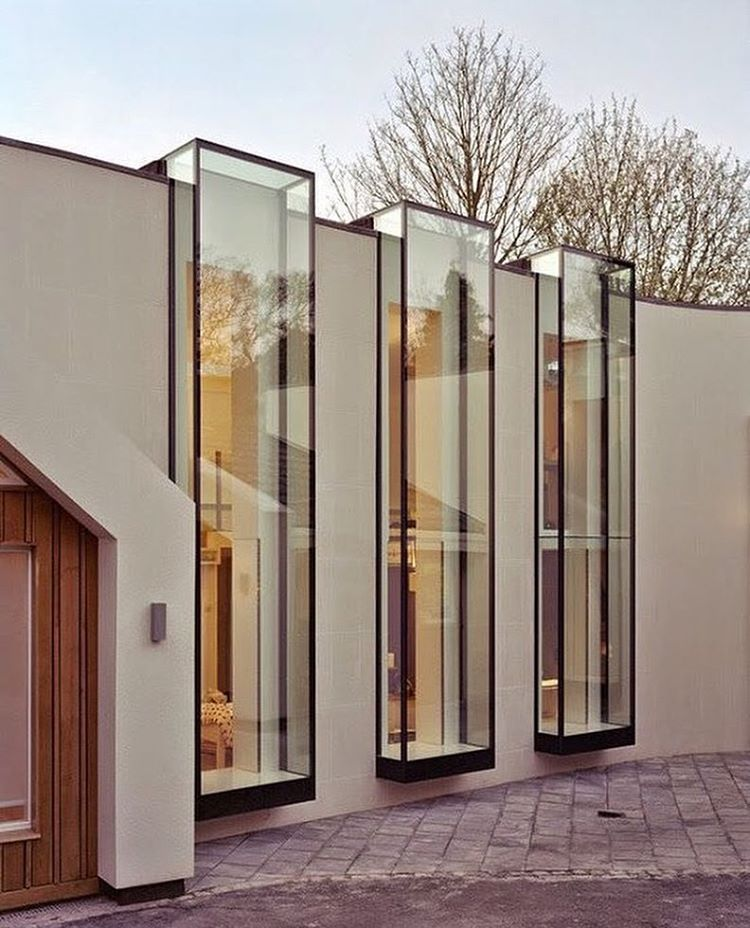 Pin by eden cakra on houses pinterest architecture for Architecture post moderne