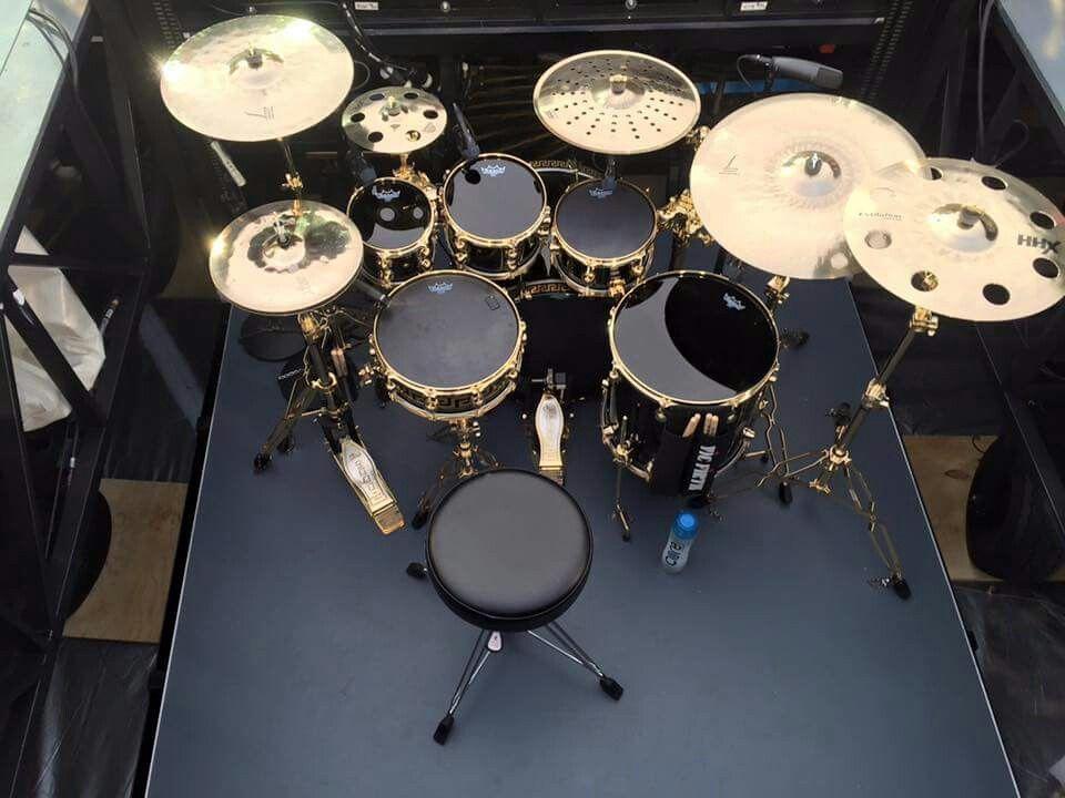 pin by demonte walker on gospel chops drum music music drum kits. Black Bedroom Furniture Sets. Home Design Ideas