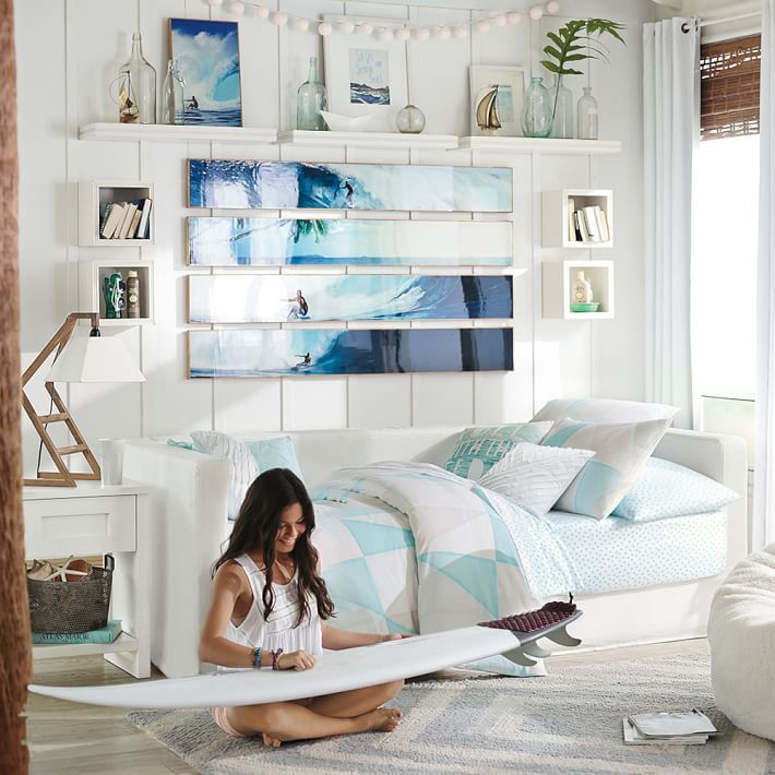 Jamie Daybed In 2019 Guest Room And Office Surfer Room