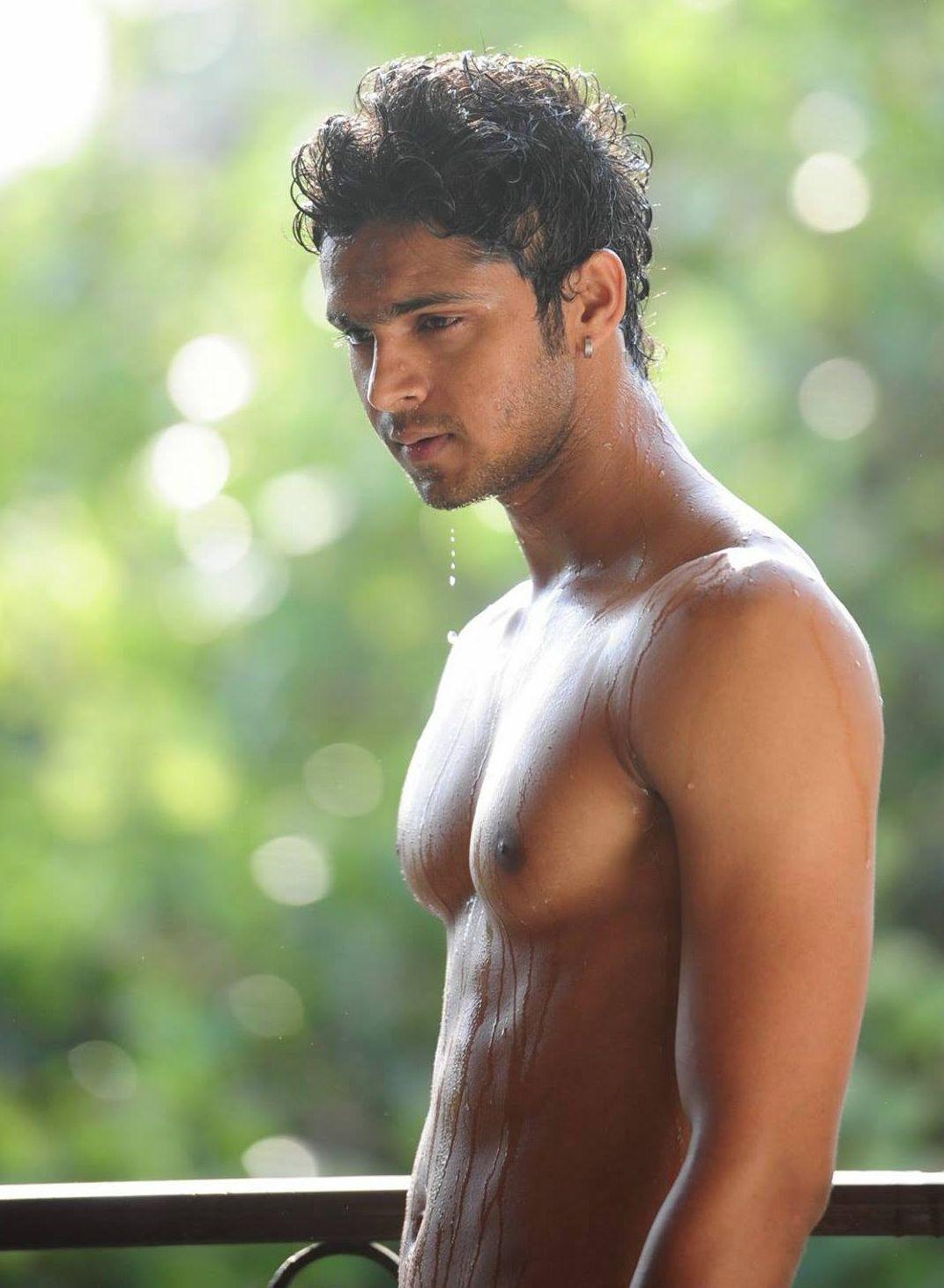 Indian Tv Serial Male Actor In Underwear