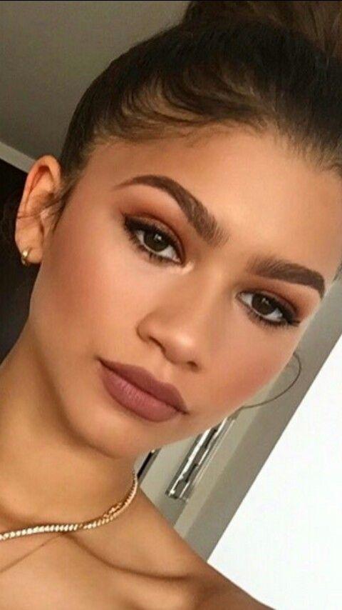 Zendaya makeup More
